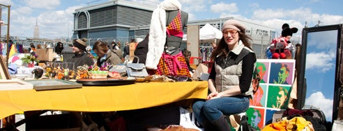 Brooklyn Flea - Williamsburg is one of NYC I see.