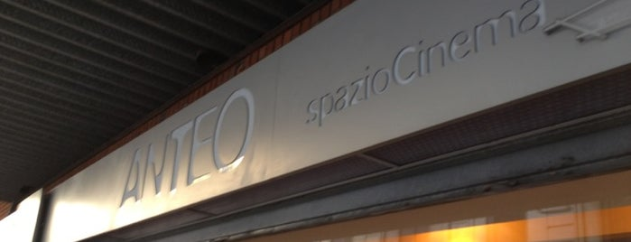 Anteo Spazio Cinema is one of my greatest hits.