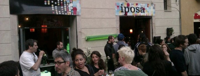Iposa is one of Restaurant Barcelona.