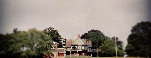Sagamore Hill National Historic Site is one of National Parks.