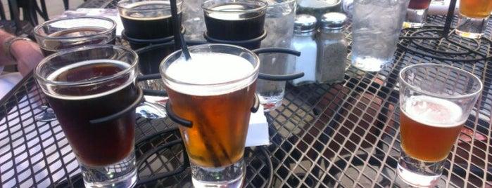BrewRiver Gastropub is one of Cincinnati Beer Geek.