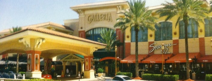 The Galleria is one of Fort Lauderdale, Fl Must Visit.