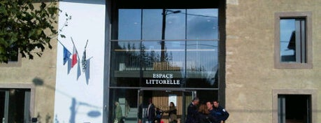 Espace Littorelle is one of Messery.
