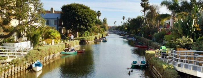Venice Canals is one of Los Angeles by an LA Local.