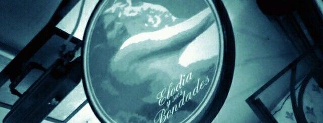 Elodia Y Sus Bondades is one of Los Mejores Bares del DF.