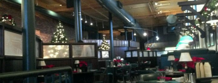 The Pressroom Restaurant is one of Lancaster.