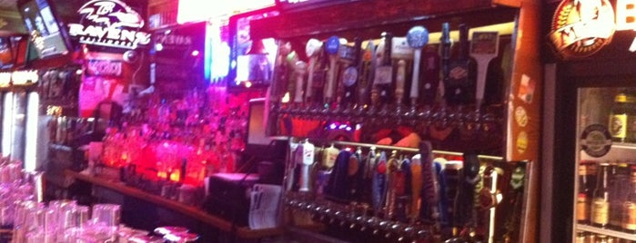 Max's Taphouse is one of Baltimore City Badge - Charm City.