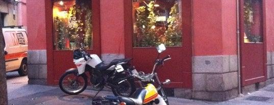 Jazz Bar is one of @ Madrid (MD, España).