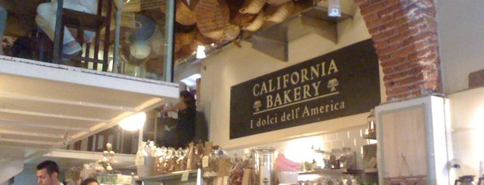 California Bakery is one of Best places in Milano, Italia.