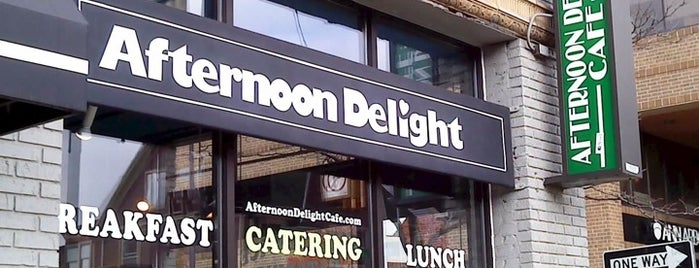 Afternoon Delight is one of Top 10 favorites places in Ann Arbor, MI.