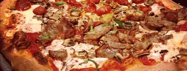 Lombardi's Coal Oven Pizza is one of Eating New York City.