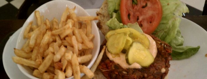 5 Napkin Burger is one of Beyond Eats!.