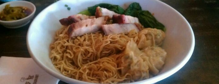 Nippy Noodle Restaurant 弹牙竹升面屋 is one of Cheap eats in KL.