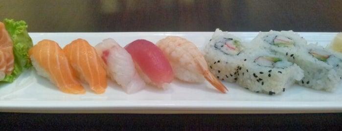 Yi Japanese Fusion Restaurant is one of Modna.