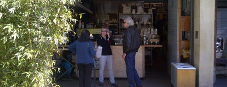 Blue Bottle Coffee is one of San Francisco.