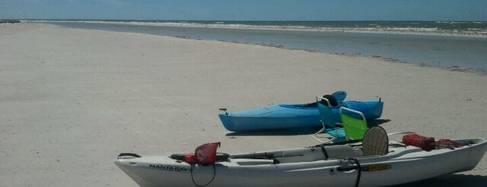 Caladesi Island State Park is one of Yo ho, Yo ho, A Beach Bum's Life For Me.