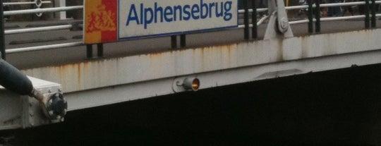 Alphensebrug is one of Bridges in the Netherlands.