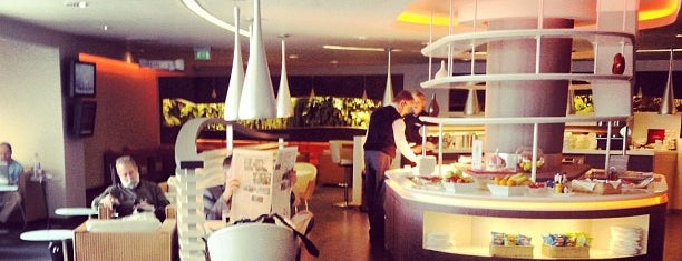 SkyTeam Lounge is one of London.