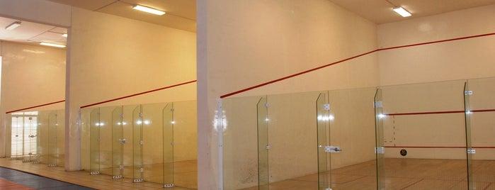 Complejo de Squash is one of Instalaciones / Venues.