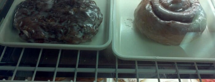 Dat Old Fashioned Donut is one of Chicago.