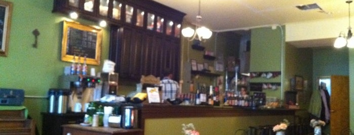 Vagabond Cafe is one of Coffee Spots.