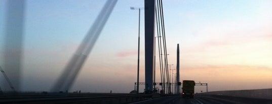 Tacitusbrug is one of Bridges in the Netherlands.