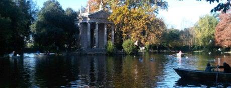 Villa Borghese is one of Unsere TOP Empfehlungen für Rom.