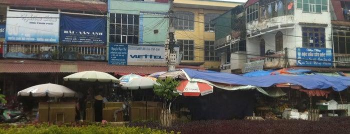 Chợ Điện Biên is one of Điện Biên Place I visited.