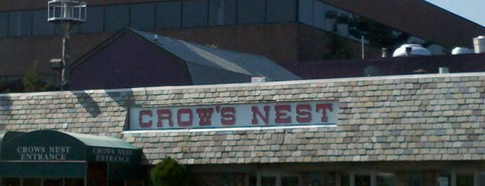 The Crow's Nest is one of Favorite Food.