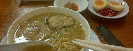 Hakata Ikkousha is one of 40 favorite restaurants.