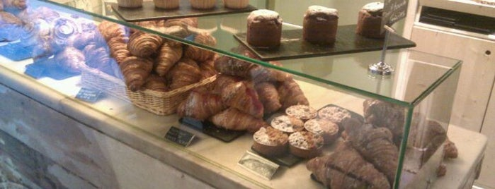 Pastisseria Hofmann is one of Barcelona Top 101 Restaurants.
