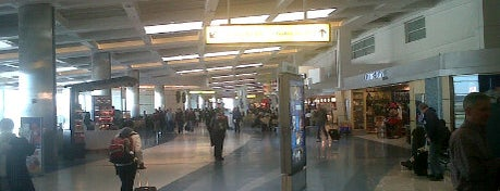 Baltimore / Washington International Thurgood Marshall Airport (BWI) is one of York College Student Hotspots.