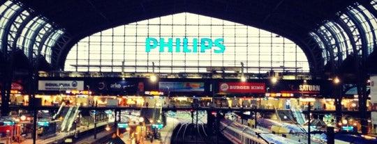 Hamburg Central Station is one of Mein Deutschland.