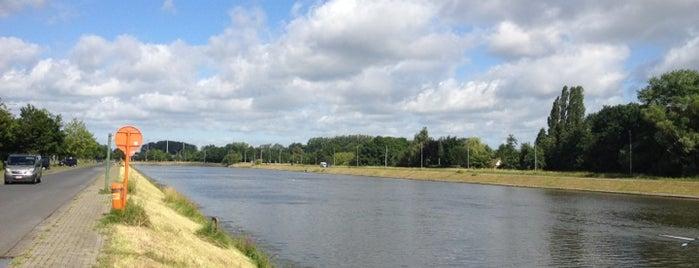 Watersportbaan is one of Running in Gent.