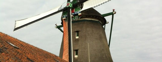 Oliemolen De Zoeker is one of Dutch Mills - North 1/2.