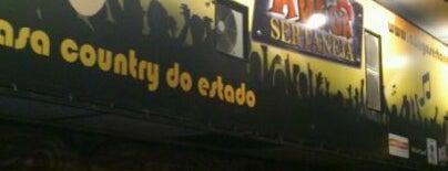 Adega Sertaneja is one of Night de Vitorinha.