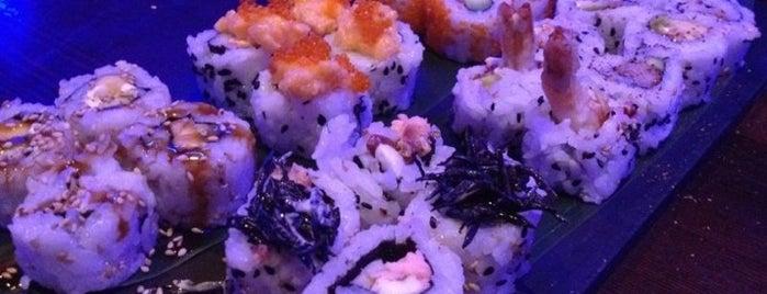 Azul Restaurante Lounge is one of Restaurantes de sushi en Málaga Capital.