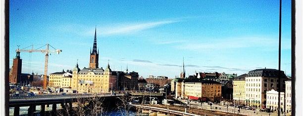 Eken Bar & Matsal is one of All-time favorites in Sweden.