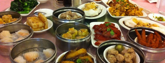 Hong Kong Pearl Seafood Restaurant is one of CD's Recommendations.