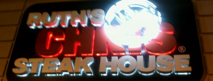 Ruth's Chris Steak House - Atlanta - Centennial Park is one of #myhints4Atlanta.