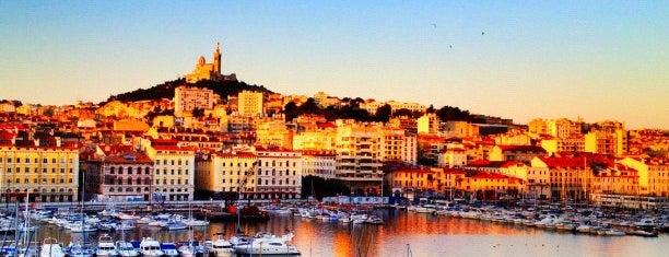 Hôtel la Résidence du Vieux-Port is one of 36 hours in...Marseille.