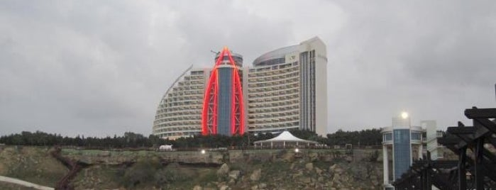 Jumeirah Bilgah Beach Hotel is one of Tested Foods.