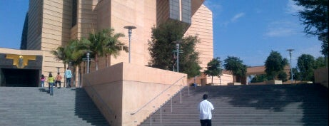 Cathedral of Our Lady of the Angels is one of Los Angeles Photo Walk (Downtown).