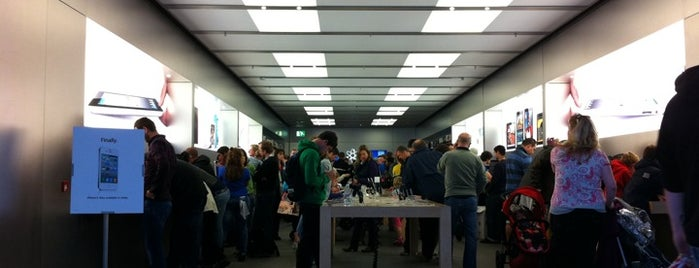 Apple Store, Bentall Centre is one of All Apple Stores in Europe.