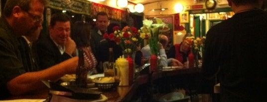 Grubstake Diner is one of SF.