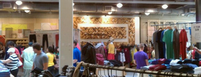 Charlotte clothing store