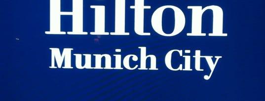 Hilton Munich City is one of Hotels I Enjoyed Staying At.
