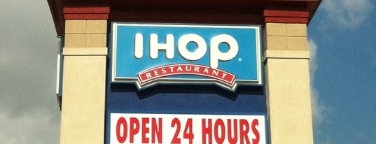 IHOP is one of Eateries Bon Apetit!.