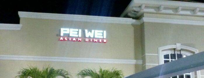 Pei Wei is one of Guide to Wellington's best spots.