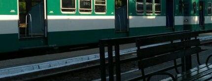 Dunaharaszti külső (H6) is one of Hév megállók.